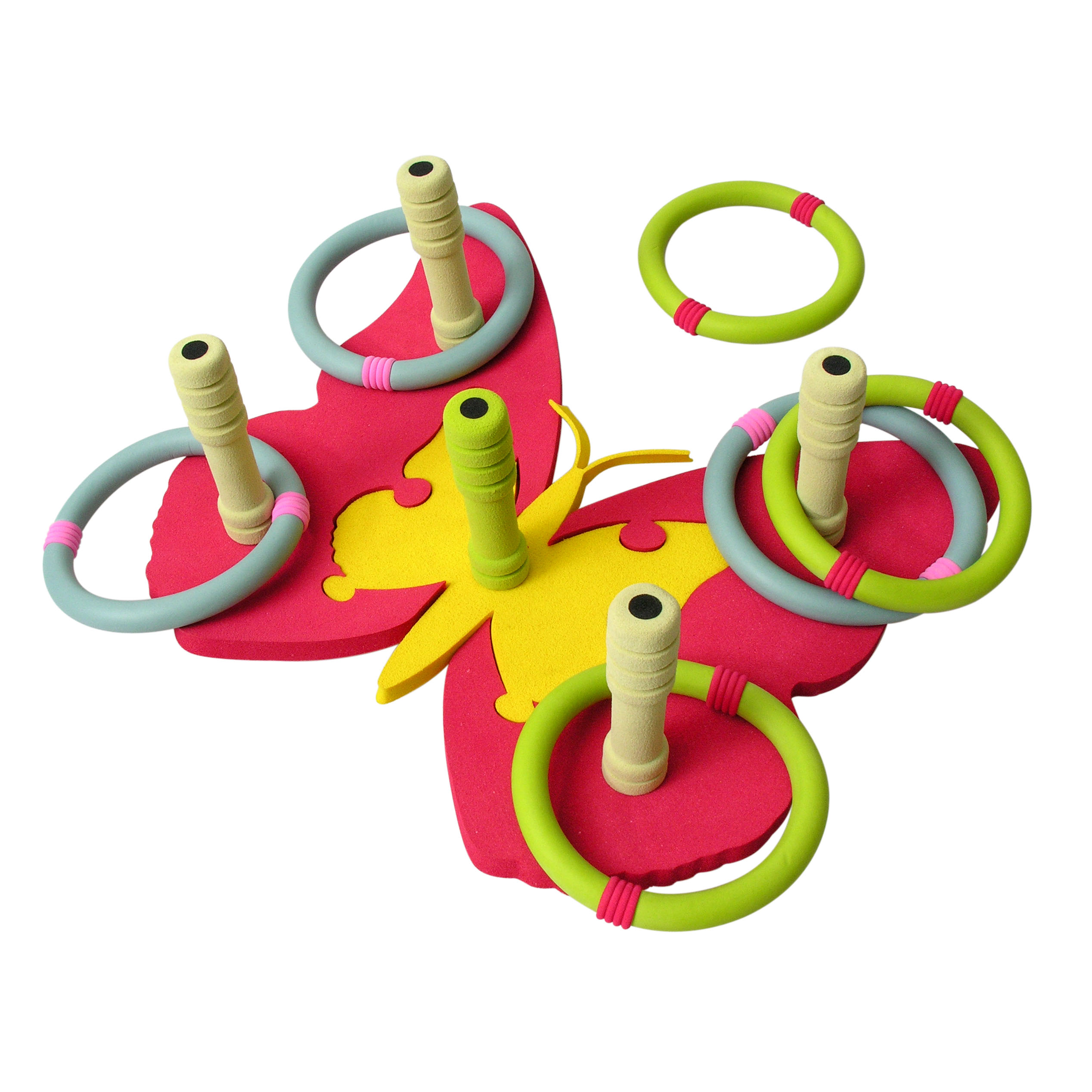 JRT-01(P) Jigsaw Ring Toss