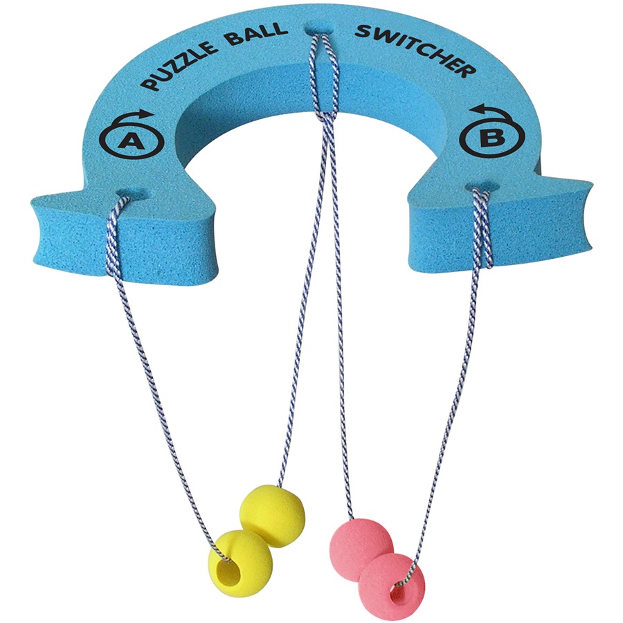 PBS-01(P) PUZZLE BALL SWITCHER