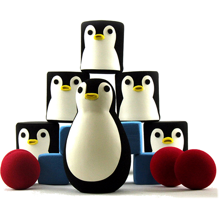 AT-05N Amusing Penguin Toss Set