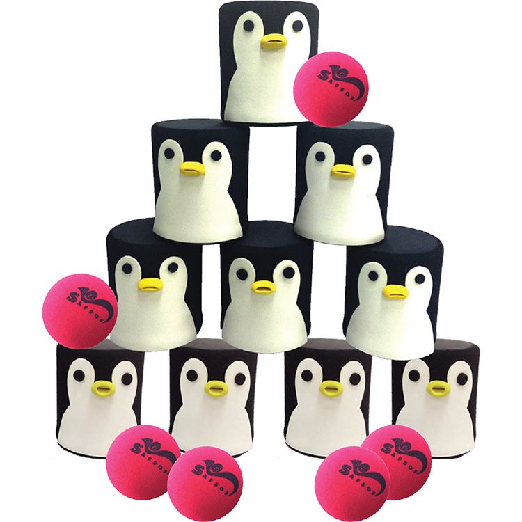 AT-04N Amusing Penguin Toss Set