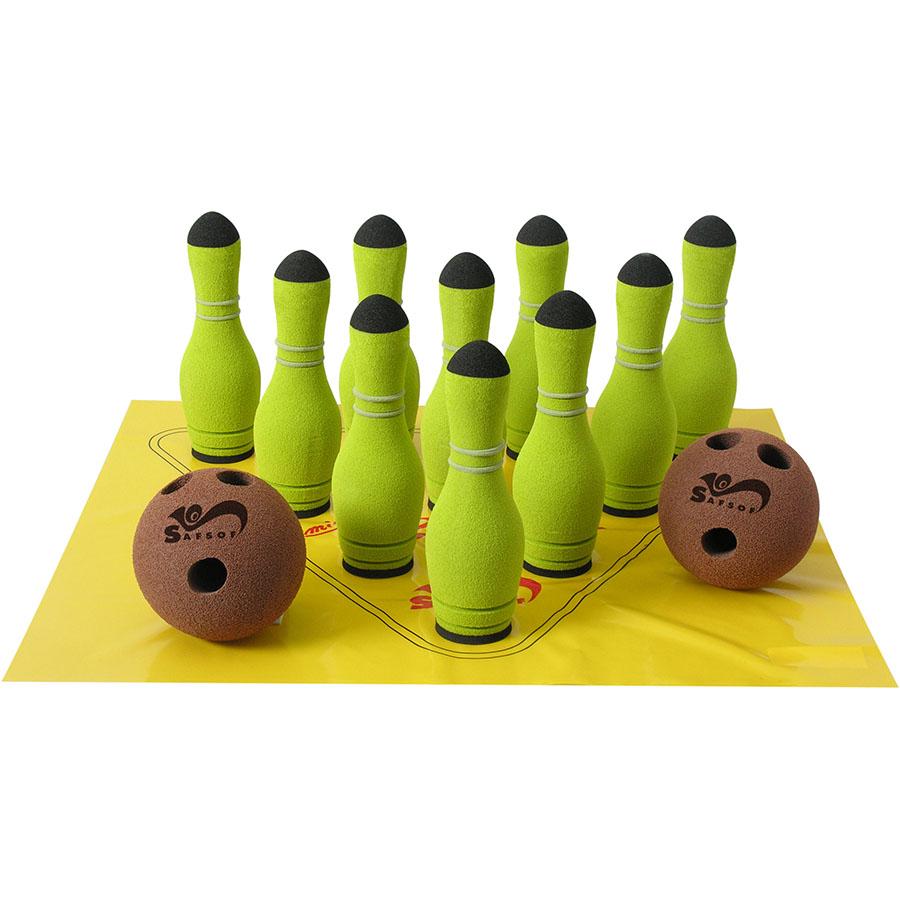 Bowling: MB-06 Mini Bowling (10 Pins)